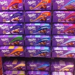 Photo taken at REWE by ricci on 2/21/2013