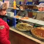 Photo taken at Pizzeria Due Torri by Arabear on 2/17/2013