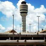 Photo taken at Orlando International Airport (MCO) by Sarah S. on 7/11/2013