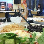 Photo taken at Baja Fresh by Shan S. on 2/6/2014
