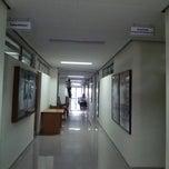Photo taken at Jurusan Teknik Elektro dan Teknologi Informasi UGM by Fatimah K. on 4/7/2014