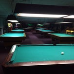 Photo taken at Anytime Billiards by Brittany S. on 1/21/2014