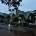 Photo taken at Masjid Jamek Paka by yusof on 10/31/2012
