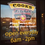 Photo taken at Cook's Kitchen by Stephanie H. on 3/22/2013