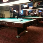 Photo taken at Rialto Poolroom Bar & Cafe by Kevin L. on 1/27/2013