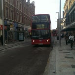 Photo taken at TfL Bus 319 by Adam O. on 7/10/2013