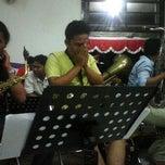 Photo taken at HKBP Yogyakarta by Shintapdh on 5/3/2014