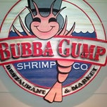 Photo taken at Bubba Gump Shrimp Co. by Frank C. on 12/26/2012
