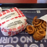 Photo taken at Jack In The Box by Alejandro N. on 1/15/2014