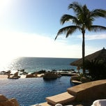 Photo taken at One&Only Palmilla Pool & Margarita Bar by Liz W. on 1/19/2013