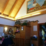Photo taken at Gasthaus zum Alten Forsthaus by Michael G. on 5/4/2014