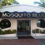 Photo taken at Mosquito Blue by Ivan A. on 10/15/2012