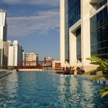 Photo taken at Hard Rock Hotel Panama Megapolis by Aina C. on 1/25/2013
