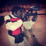 Photo taken at Paint Ball by Khalid A. on 2/11/2014
