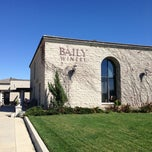 Photo taken at Baily Vineyard & Winery by Tori L. on 3/15/2013