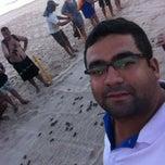Photo taken at Praia do Borete by Emanuel M. on 4/24/2015