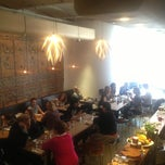 Photo taken at The Providores & Tapa Room by Marianna V. on 5/26/2013