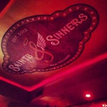 Photo taken at Saints & Sinners by Jaime P. on 2/25/2013