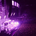 Photo taken at Vector Arena by Jake W. on 11/6/2012
