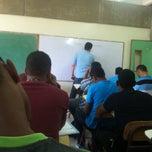 Photo taken at UTESA - Recinto Santo Domingo Oriental by Johnny P. on 9/23/2014