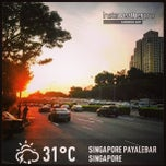 Photo taken at Bishan Flyover by Ma S. on 4/12/2013