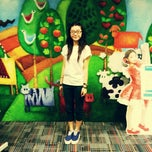 Photo taken at Bishan Library - Children's Section :) by Samantha Laughsateverything D. on 4/25/2014