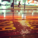 Photo taken at Bus Stop F by Paul F. on 9/14/2013