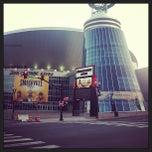 Photo taken at Bridgestone Arena by Jason R. on 7/17/2013