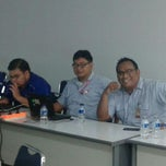 Photo taken at Yamaha Indonesia Motor Manufacturing by Enrico H. on 3/20/2014