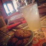 Photo taken at Cahoots Coffee Bar by Latifa O. on 8/11/2014