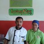 Photo taken at Lontong King, Taman Lagenda Suria HL by Putra I. on 4/27/2014