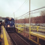 Photo taken at Metro North - Southeast Train Station by Sara A. on 12/22/2012