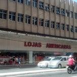 Photo taken at Lojas Americanas by Leonardo C. on 2/8/2013