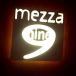 Photo taken at Mezza9 by Joanna T. on 9/23/2012