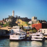 Photo taken at Alcatraz Cruises by Zahid Z. on 5/2/2013