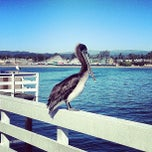 Photo taken at Santa Cruz Wharf by Zahid Z. on 10/26/2012