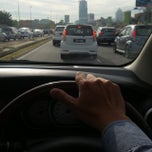 Photo taken at North South Expressway Central Link (ELITE) by MOHD SABRI A. on 4/28/2015