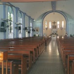 Photo taken at Church of Our Lady of Sorrows by Benedict T. on 11/17/2014