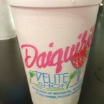 Photo taken at Daiquiri Delight Shop by Justin H. on 3/31/2012