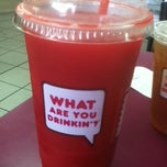 Photo taken at Dunkin Donuts by Gwendolyn C. on 7/4/2012