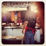 Photo taken at Tacos El Camarada by Héctor B. on 6/18/2012