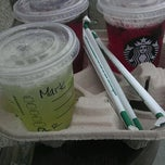 Photo taken at Starbucks by Marc Y. on 7/13/2012