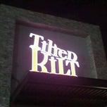 Photo taken at Tilted Kilt Mission Valley by Marcos V. on 9/5/2012
