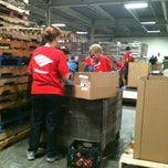Photo taken at Gleaners Community Food Bank by Bree G. on 6/21/2012