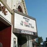 Photo taken at Newport Music Hall by m@ C. on 8/2/2012