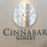 Photo taken at Cinnabar Wine Tasting Room by Elsa L. on 5/27/2012