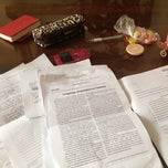 Photo taken at IELTS Home Review Center by kharla marisse t. on 6/14/2012