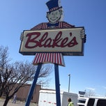 Photo taken at Blake's Lotaburger by Rocky M. on 3/11/2012