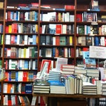 Photo taken at Book Culture (West 112th Street) by Lisa on 6/20/2012
