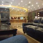 Photo taken at Hotel Ticuan by Olguita M. on 10/3/2013